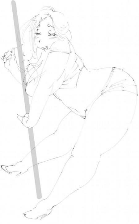 落描き20140504