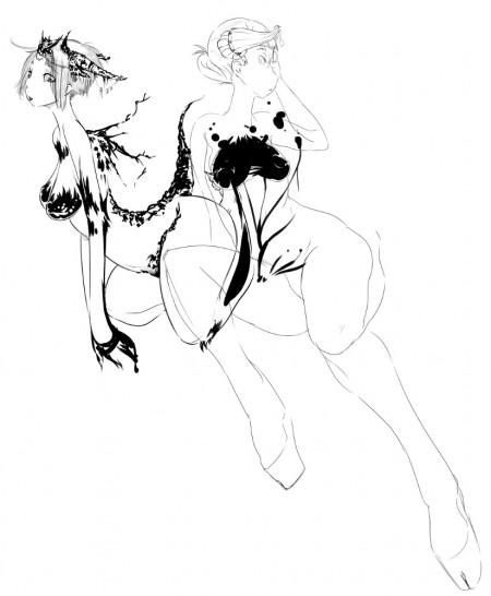 落描き20150222_3